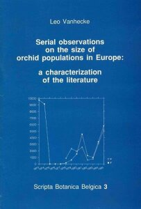 Serial observations on the size of orchid populations in Europe: a characterization of the literature
