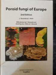 Synopsis Fungorum 37-Poroid fungi of Europe (2014) 2nd edition (2017)-Ryvarden, Melo, Niemelä