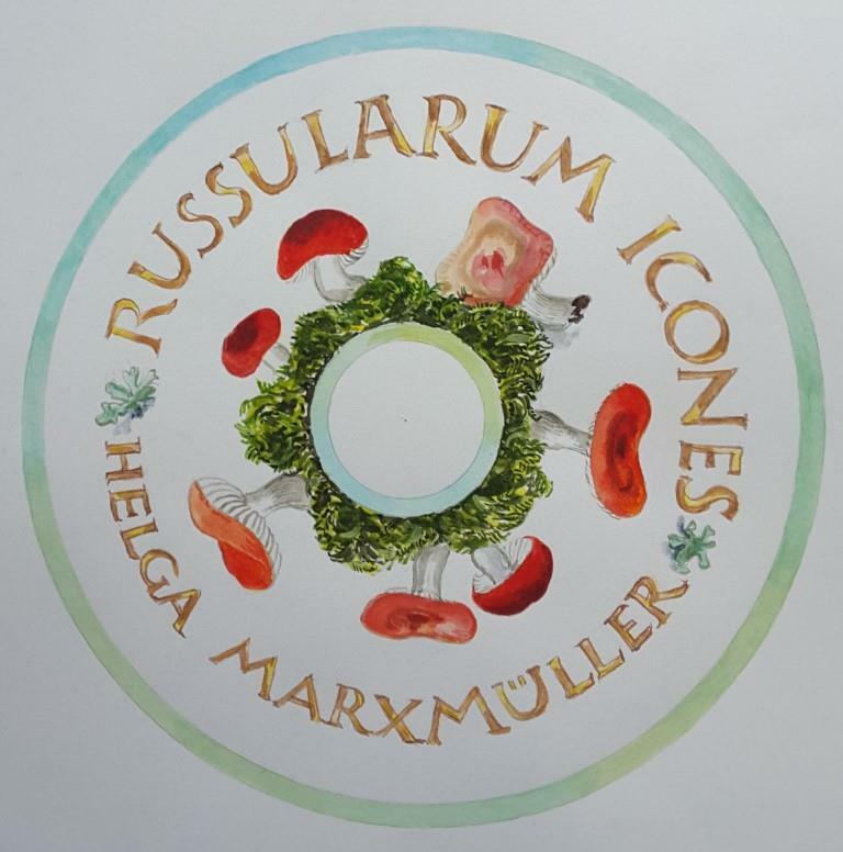 Russularum icones (CD)