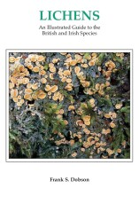 Lichens: An Illustrated Guide to the British and Irish Species (2018-hard)-Frank S.Dobson