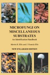 Microfungi on Miscellaneous Substrates: An Identification Handbook (2017)-Martin Ellis and J. Pamela Ellis