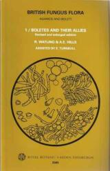 British fungus flora: Agarics and Boleti 1 (2005)-Roy Watling & A.E. Hills