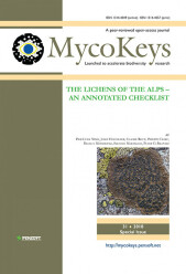 The lichens of the Alps – an annotated checklist (2018)-Pier Luigi Nimis, Peter O Bilovitz