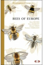 Bees of Europe - Hymenoptera of Europe 1 (2019)-Denis Michez, Pierre Rasmont, Michaël Terzo, Nicolas J. Vereecken