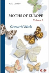 Moths of Europe, Volume 2: Geometrid Moths (2009)-Patrice LERAUT