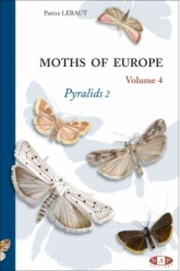 Moths of Europe, volume 4: Pyralids 2 (2014)-Patrice LERAUT