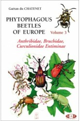 Phytophagous beetles of Europe, Vol.3 (2014)-Gaëtan du CHATENET