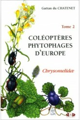 Coléoptères Phytophages d'Europe, Vol. 2 : Chrysomelidae (2002)-Gaëtan du CHATENET
